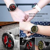 relógio 2gb venda por atacado-Monitor de saúde Smart Watch 2.0MP Saúde Pedômetro 16GB 400 x 400 Pixels 400mAh 2GB