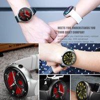 смотреть 2gb оптовых-Smart Watch 2.0MP Спорт Мониторинг здоровья 16GB Шагомер 400 x 400 пикселей 400mAh 2GB