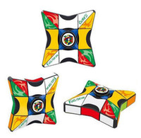 Funny Spinner Cube Toys for Children EDC Anti-stress Rotation Spinners Magic Decompression Novelty Intelligence Education Toy