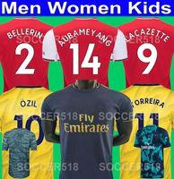 t-shirts für frauen großhandel-2019 2020 Arsen Fußball Trikots zu Hause entfernt Drittel 19 20 Frauen Fußball Trikots T-Shirt Torwart KIDS Fußball T-Shirts