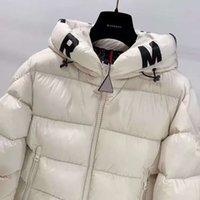 ingrosso marchio cappotto canada-Giacca Mens inverno Monclers di alta qualità piumino d'oca Cappotto esterna Trend Moto Uomo Donna Parka Canada Moda Piumini di marca