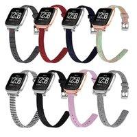 cor da caixa de relógio venda por atacado-cinta de nylon Para a Apple faixa de relógio 4 3 2 Sport pulseiras ajustável respirável inteligente pulseira Dual Color 40 milímetros 44 milímetros 38 milímetros / 42 milímetros