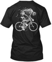 estoy en bicicleta al por mayor-En la tendencia I Love Cycling 2019 Tagless Tee T-Shirt Wholesale Mangas casuales casuales Camiseta de algodón Moda Nuevas camisetas 2019 Tagless Tee camiseta