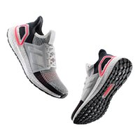 High Quality Ultra Boost 2019 Multicolor Laser Red Oreo Refract Dark Pixel  Shoes Men Women UltraBoost 19 UB 5.0 Black White Multi Sneakers 003417029