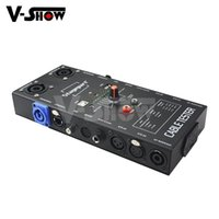 Wholesale special cable for sale - Vshow Special offer Pro Audio Network Lan Cable Tester RJ45 LED Stage equipment cable tester