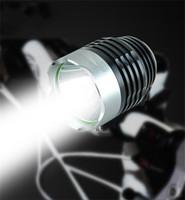 luzes moto led de alta potência venda por atacado-As 3 Luzes Da Bicicleta Da Engrenagem Forte Luz de Alta Potência Faróis De Bicicleta De Plástico Eco Friendly Delicado Mountain Bike Lâmpada Venda Quente 4 2kaI1