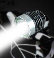 luces led para bicicleta de alta potencia al por mayor-El 3 luces de la bici del engranaje luz fuerte alta potencia linternas de la bicicleta de plástico respetuoso del medio ambiente delicado bicicleta de montaña lámpara Venta caliente 4 2kaI1