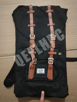Wholesale men fashion sports backpack resale online - 2019 Outdoors packs Backpack Fashion knapsack Computer package Big Canvas nylon Handbag Travel bag Sport Outdoor Packs Laptop bag Canada