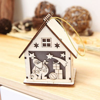 Wholesale shopping window display resale online - Christmas Decorations Light Cabins Hotel Bar Christmas Tree Decorations Shopping Malls Supermarket Window Display Product