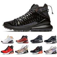 ingrosso scarpe sportive 3d-donne Nuovo Nero Antracite 270 Ispa SP SOE pattini correnti degli uomini 270S Terra Arancione Cuscino Ghost bianco 3D riflettente Mens Sneakers Sport 36-45