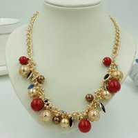 Wholesale shakespeare necklaces for sale - Group buy Korean style Hipster Pearl Necklace Women s South Korea Multiple Plain Packaging Shakespeare Pearl Necklace Fashion Exaggeration