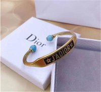 Wholesale adjustable steel buckle resale online - Brand Fashion Silver Gold Plated Heart Pendant Women Bracelet Bangle Stainess Steel OT Buckle For Party1 Jewelry Accessory
