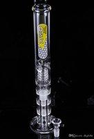 ingrosso nuovo bubbler-Più economico Più nuovo bong di vetro con miele benna olio rig bong tubi di acqua fab bong uovo colorato tubi di vetro gorgogliatore
