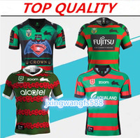 59203c3f130f66 Wholesale rugby shorts for sale - 2019 South Sydney Rabbitohs Home ANZAC  rugby Jerseys NRL National