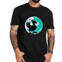 Wholesale fashion fantasy game resale online - Final Fantasy PS Game Chocobos Men s Summer O Neck Cheap T Shirt