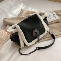 дамы милые случайные сумки оптовых-PU женщин сумки зима кисточкой сумка свободного покроя тотализатор Сумка женская симпатичные Посланник