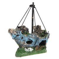 Wholesale Ship Aquarium Ornaments For Resale Group Buy Cheap