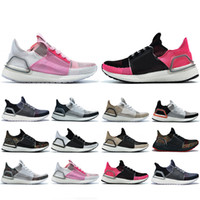 Wholesale dark cycles online - Hot Sale Ultra Running shoes For men women Cloud White Black Dark Pixel Refract Clear Brown Primeknit sports trainers sneakers