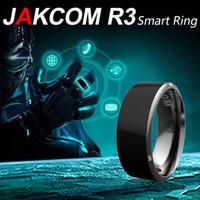 ingrosso etichette porta-JAKCOM R3 Smart Ring Vendita calda in altri dispositivi elettronici come epay private label tv wifi door lock