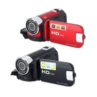 tam hd tanım toptan satış-Full HD 270 Derece Rotasyon 1080 P 16X Yüksek Çözünürlüklü Dijital Kamera Video DV Kamera FHD Video Kamera F / 3.2 F = 7.6mm Lens