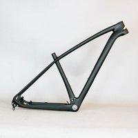 ingrosso bicicletta leggera-luce eccellente nuova bici MTB 27.5er T800 telaio full carbon 142x12 perno passante MTB telaio carbonio 27.5er 135x9 compatibile