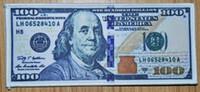 abd yamaları toptan satış-Yüz Dolar US $ 100 Dolar Bono Nakit Para Para Birimi Demir On Yamalar, yama dikmek, Aplikler (Boyut yaklaşık 15 * 6.5 cm)