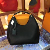 Wholesale vintage hobo tote bag for sale - Group buy designer handbags L women fashion totes bucket purse hobo luxury purse handbag real leather high quality new bag