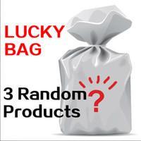 счастливые часы оптовых-Lucky Bag for 3 Random products Luxury Designer Jewelry Sunglasses Watches