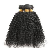Wholesale peruvian brazilian braiding hair resale online - Best selling cheapest human hair fashion women curly Peru India Europe hair natural color a virgin hair braided suit