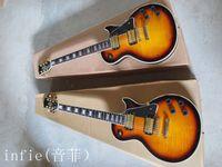 Wholesale binding guitar red resale online - 2020 New arrival retail Quality guitar guitar factory custom electric guitar frets binding