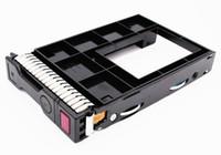 "hdd estranho venda por atacado-651314-001 + 661914-001, 2.5 ""SSD PARA 3.5"" SATA Conversor Bandeja Do Disco Rígido para HP Caddy para Gen8 Gen9"