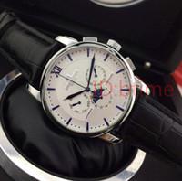 ingrosso 36 rs guarda-2018 nuovo Con il calibro manuale 36 RS Luxury Fashion swiss uomo Wristwatche Gli uomini all'ingrosso orologi sportivi Orologi automatici da uomo in acciaio inossidabile