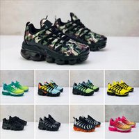 Wholesale new design boy kids shoe for sale - Group buy New Design knits casual tn Shoes For kids boys girls Fashion Athletic baby Sports Trainers Casual Shoes Size