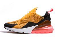 mulheres modelo fitness venda por atacado-Nike Air Max 270 men's and women's sneakers high quality breathable mesh sneakers