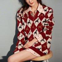 blusas de namorado mulheres venda por atacado-pullover TEELYNN camisola para mulheres manga longa sweaters pescoço v namorado Outono marca inverno quente camisola camisolas rede de malha