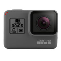 Wholesale 360 camera resale online - GoPro Hero Black Camcorder Action Camera Battery Vlog Selfie Artifact Go Pro Camera K HD Anti shake Video Camera New NO PACKING