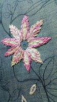 vintage stoffe für großhandel-Bunte Blume Lace Edge Trim Ribbon Breite Vintage Style Borten Stoff gestickte Applikationen Nähen Handwerk Dekoration 10