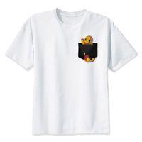 thor rüstung großhandel-Gehen Männer T-shirt Mode Tops In Thor Rüstung Gedruckt t shirts Kurzarm Hipster Comics t