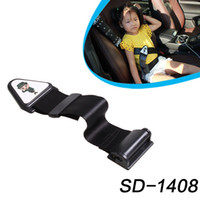 Wholesale child car seat harness straps for sale - Group buy Car Kid Safety Belt Clip Child specific Seat Belt Holder Extender Fixed Buckle Strap Harness Child Clip CAR Accessories New