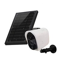 Wholesale camera rechargeable battery for sale - Group buy GUUDGO Wireless Solar Rechargeable Battery Powered Security IP Camera with Solar Panel p HD Waterproof Outdoor Home Surveillance with M