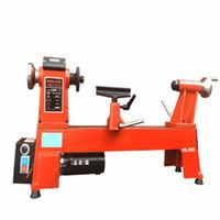 ingrosso macchine per tornelli-Mini tornio a controllo numerico Tornio per legno Tornio per legno con display digitale 550W Tornio per motore