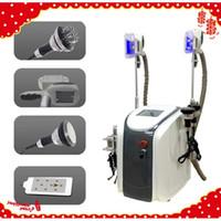 máquina de lipoferina venda por atacado-Hot New zeltiq portátil cryolipolysis congelamento de gordura máquina de emagrecimento cryotherapy ultra-som RF lipoaspiração lipo máquina a laser