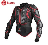 Wholesale professional motorcycle jacket for sale - Group buy Professional Motorcycle Jacket Protector Motocross Racing Full Body Armor motocross racing body jacket armor