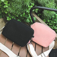Wholesale fashion girls mobile phone covers online – custom Fashion Simple Small Square Bag Girl Women s Handbag High quality PU Leather Mobile Phone Shoulder Bags