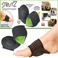 Wholesale knee pad cushion for sale - Group buy Foot Arch Support Plantar Fasciitis Heel Pain Aid Foot Run up Pad Feet Cushioned Cushioned Shoes Insole Sports Accessory hot
