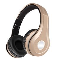 kopfhörer ht großhandel-MS-K5 HT Kabellose Bluetooth-Kopfhörer Kabelloser Headset-Sportkopfhörer mit Mikrofon für Mobiltelefone Hören Sie Musik