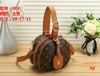 Wholesale free knit crochet patterns resale online - 2019 Europe And The United States New Tide Ladies Handbag miniVbags Word Pattern Small Fragrance Chain Bag Shoulder