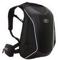 bilgisayar zor toptan satış-OGIO Mach 5 için 8 Renkler Karbon fiber Sert kabuk sırt çantaları Şövalye Sırt Çantası Su Geçirmez Motocross sırt çantası bilgisayar çantaları