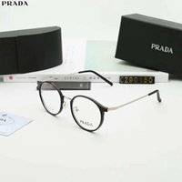 Wholesale optical goggles resale online - Designer Sunglasses Fashion Mens Woman Sunglasses Optical Myopia Goggle Glasses Lens UV400 Style Colors High Quality with Box