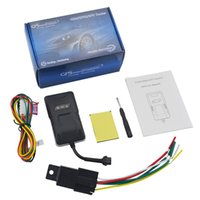gps zaun großhandel-Free WebAPP Lifetime Tracking GPS-Tracker Auto Fahrzeug Motorrad-Tracking-Gerät GPS GPRS GSM-Tracker G05 Geo-Zaun